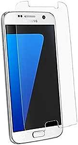 زجاج حماية لجهاز سامسونج إس7 إتش دي - شفاف