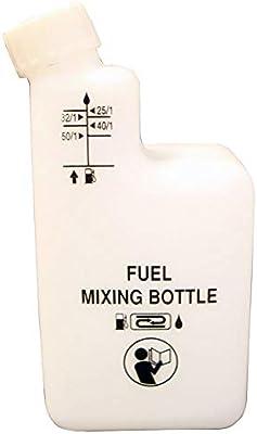 BMS Botella de Mezcla de Combustible y Gasolina para desbrozadora ...