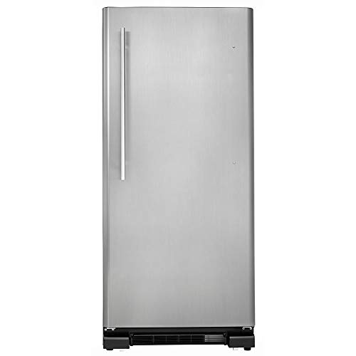 Danby 17-Cu. Ft. Apartment Size Refrigerator in White Gray
