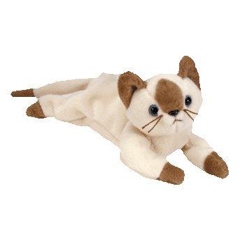 TY Beanie Baby - SNIP the Cat ()