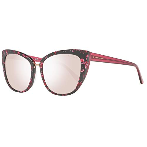 Sunglasses By Guess Ladies Butterfly Black Marciano z4qHHWwnx1