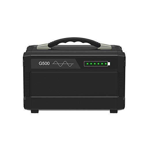 AIBOAT G500 444Wh AC出力500W ポータブル電源