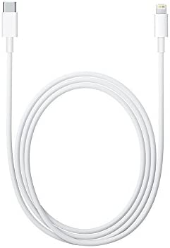 Apple Lightning auf USB-C Kabel (2m)