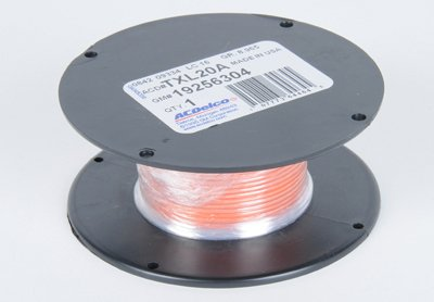 ACDelco TXL20A GM Original Equipment 50 ft Spool of Orange 20 Gauge Thin Wall TXL Wire TXL20A-ACD