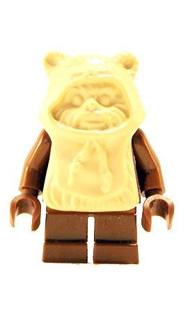 Minifigura de Lego Star Wars: Tan Ewok