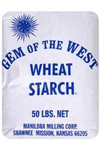Wheat Starch - 50 Pound Bag