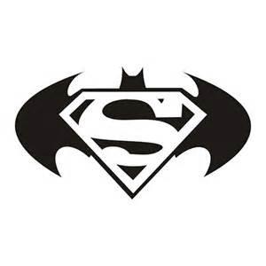 Superhero Batman Comic Vinyl Decal Sticker (2 PACK)|BLACK|Cars Trucks Vans SUV Laptops Wall Art|4