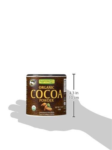 Rapunzel Pure Organic Cocoa Powder, 7.1 oz
