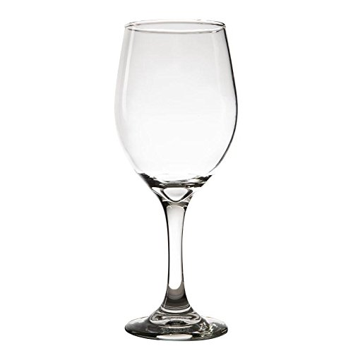 Olympia Solar Wine Glass Capacity: 14.5oz/ 410ml. Box Quantity:: 48. by Olympia