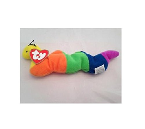 INCH the Inchworm - Ty Teenie Beanie Babies
