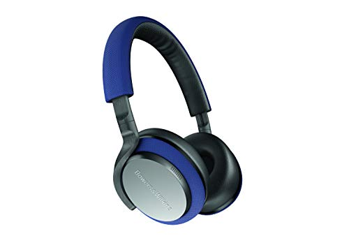 Bowers & Wilkins PX5 On Ear Noise Cancelling Wireless Headphones – Blue