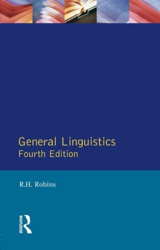 General Linguistics (Longman Linguistics Library)