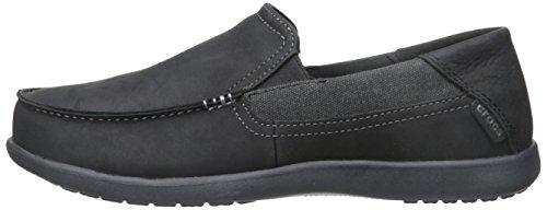 Pictures of Crocs Men's Santa Cruz 2 Luxe Leather Loafer D(M) US 5