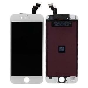 "Moppi 4.7 "" LCD de pantalla táctil digitalizador Asamblea Superior OEM para iPhone 6 Blanco + Herramientas"