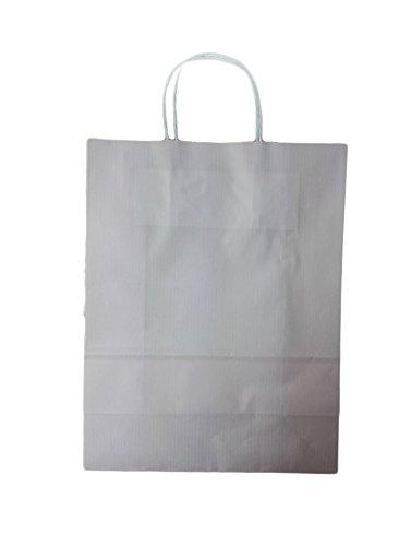 Twisted Paper Gift Bags 20 Bolsas Colores con Asas de 320 x ...