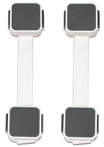 Munchkin XTRAGUARD 2 Count Dual Action Multi Use Latches (Pack of 3)