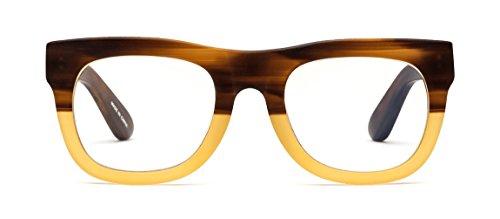 D28 (Brown, 1.5) (D28 Glasses)