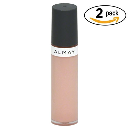 2 Pack Almay Color+care Liquid Lip Balm