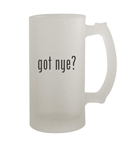 Magicolor Liquid (got nye? - 16oz Sturdy Glass Frosted Beer Stein)