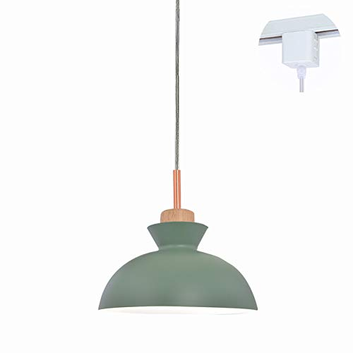 Pendant Light Green Wire in US - 7