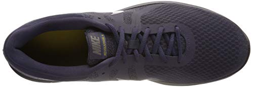 4 Eu light Corsa Uomo 015 Scarpe Multicolore Revolution Carbon black gridiron Nike Pewter Da mtlc qTxACFT5