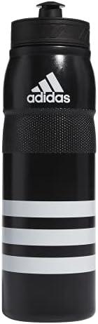 Garrafa de água de plástico Adidas Stadium 750 ml (737 g)