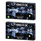- Laser X 88016 Two Player Laser Gaming Set (Various Quantities) (4 Player)