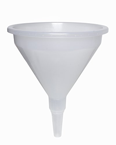 (Bel-Art Polypropylene 14.1 Liter Drum and Carboy Funnel (H14712-0350))