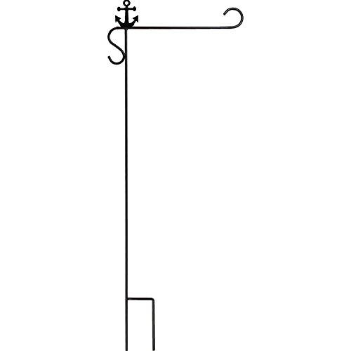 Custom Decor Garden Flag Stand - Anchor (42'') by Custom Decor