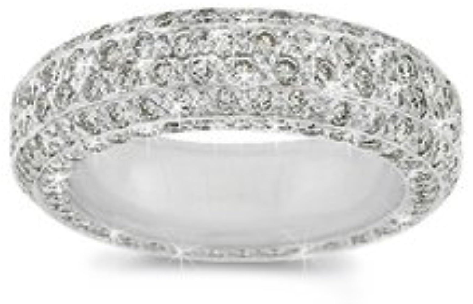 CleverEve CleverEve's Diamond Eternity Ladies Ring in 18k