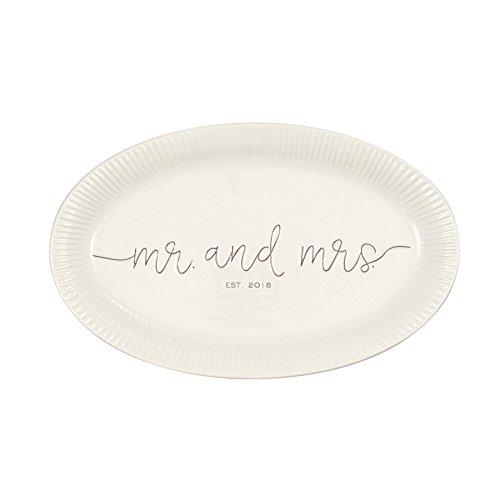 (Mud Pie Mr. & Mrs. Wedding)