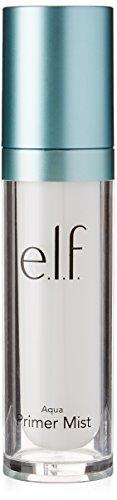 Elf Cosmetics 57028 Aqua Beauty Primer Mist Clear  3 5 Ounce