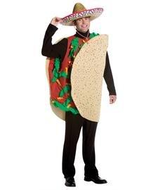 Rasta Costumes For Men (Rasta Imposta Taco, Tan, Standard)