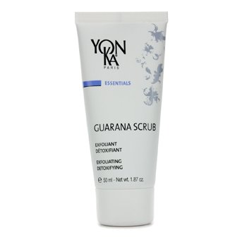 Yonka Essentials Guarana Scrub Cream, 1.87 Ounce