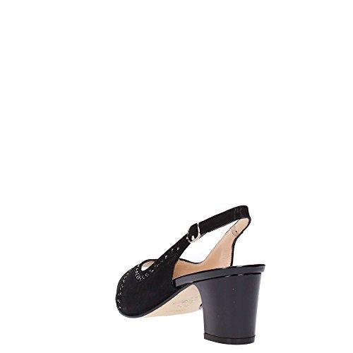 MELLUSO - Sandalias de vestir para mujer negro