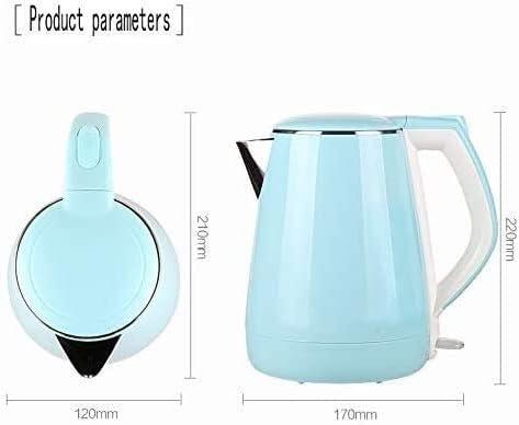 1.5L grote capaciteit Stainless Steel Kettle, huishoudelijke elektrische Ketel, snoerloze waterkoker automatische uitschakeling for Sap Melk of Tea RVS waterkoker, 1800W