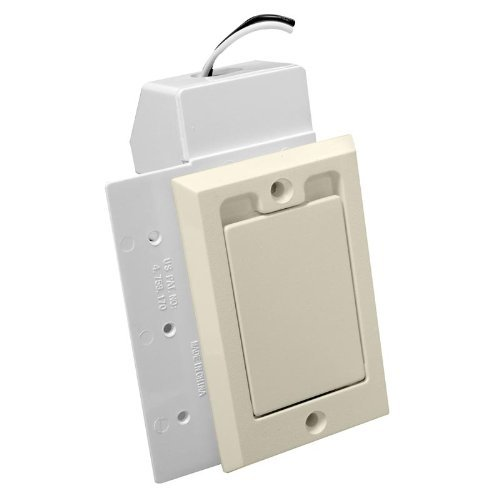 - Hayden SuperValve with 110v and Small Door-Almond by B&I