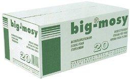 027-0009-081 - Steckschaum-Ziegel, 23x11x8 cm, 20 Stck mosy