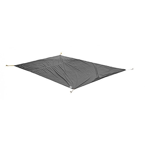 Big Agnes Footprint, Fly Creek HV UL 1, Platinum, 1 Person, Gray - Footprint 1 Person