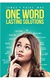 img - for One Word Lasting Solutions book / textbook / text book
