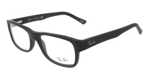 Ray Ban - RX5268 - Lunettes de soleil Homme 5119: Matte Black / Black