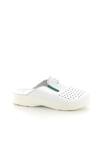 Fly Flot Ciabatte sanitarie bianco anti-shock anatomiche donna 90813474BE