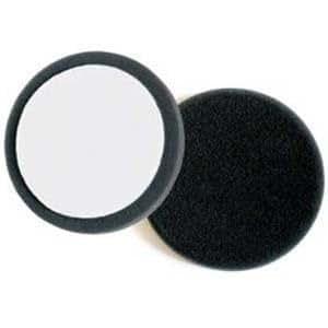 Mirka MPADBF-8 8-Inch Diameter Black Flat Foam Polishing Pad by Mirka