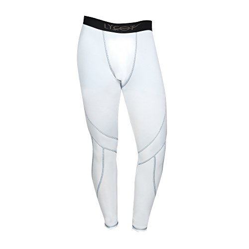Lycot 5T Active compression Full Tights / Base Layer / Running Tights