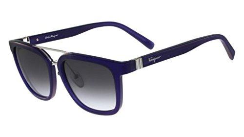 (Sunglasses FERRAGAMO SF809SA 454 MATT BLUE)