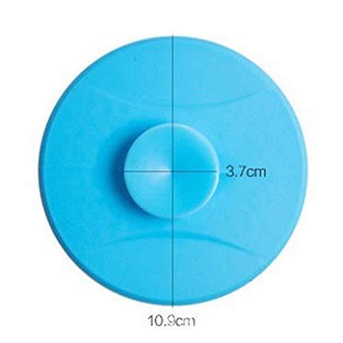 Ventosa tipo cubierta de drenaje de piso de silicona cocina piscina tap/ón de agua inodoro lavabo fregadero fregadero a prueba de fugas desodorante cubierta