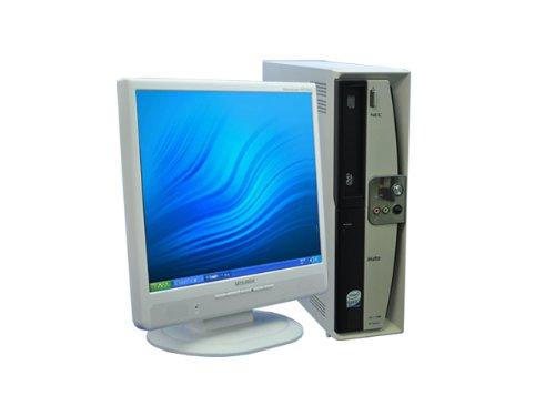 大注目 NEC NEC Core2Duo【Windows7搭載】【2007年発表モデル】 DVDマルチ搭載 MY18R/B-3 Core2Duo DVDマルチ搭載 マウスキーボード付 3ヶ月保証(Z72-7L17)【中古デスクトップパソコン】【中古】Z72 B00AA72JPW, 金沢区:26c5201e --- arbimovel.dominiotemporario.com