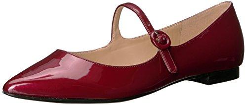 Marc Fisher Frauen Flache Schuhe Red