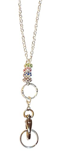(Chain BLING Style Women's Fashion Beaded Lanyard or Necklace 34