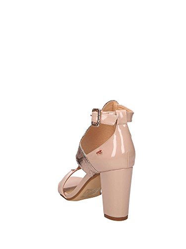 O6 SA0594 Sandalias Tacones y mesetas Mujer desnudo
